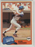 1981 Topps Baseball New York Mets Team Set
