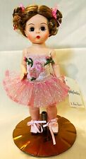 """New ListingMadame Alexander Doll """"Sparkling Flower Ballerina"""" 8 Inches - Style #50150 + Tag"""