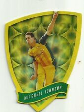 Cricket Australia Select 2009/10 DIE CUT FDC55 MITCHELL JOHNSON TWENTY 20 TEAM