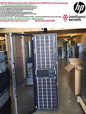HP EVA8400 22GB Cache Dual Controller 216TB Fibre SAN Storage Configuration