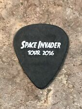 "Ace Frehley ""Richie Scarlet"" 2016 Invader Tour Guitar Pick-Rare"