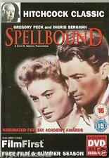 HITCHCOCK CLASSIC - SPELLBOUND - THE TIMES PROMO DVD  FREE UK POST