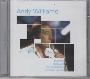 """Andy Williams """"15 Tracks"""" NEW & SEALED CD - Posted From The UK Within 48 Hours"""