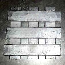 Soft Lead ingot bar bullet casting reloading sinkers pb lead 25 lb.