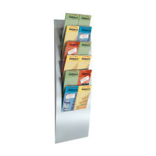 Folderhouder Counter 6 vak wand display
