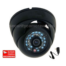 "Security Camera Outdoor IR Day Night with 1/3"" SONY CCD Wide Angle 600TVL bzf"