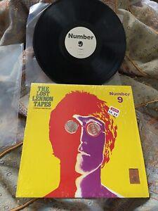Rare John Lennon The Lost Lennon tapes Number 9 Factory Shrink Bag 5081 Gloss NM