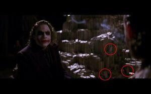 Batman, The Dark Knight - Joker One-Sided Prop Money