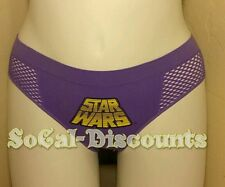 STAR WARS  Women's Seamless Panty Panties Underwear Size Large (7) NEW WITH TAGS