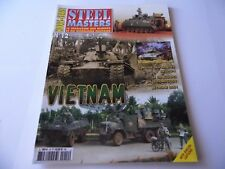 STEEL MASTERS HORS-SERIE ISSUE 12 - VIETNAM MILITARY/ WARGAMING MAGAZINE