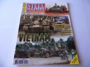Acero Masters Hors-Serie Edición 12 - Vietnam Militar/Wargaming Revista