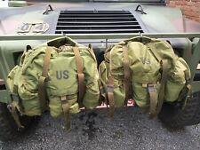 US ARMY ALICE PACK NEW 1974 - 1975  MEDIUM FIELD PACK HUMVEE JEEP HMMWV MUTT