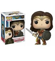 Funko Pop Movies DC Wonder Woman 172 Movie Vinyl Action Figure
