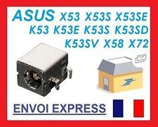 Connecteur alimentation dc jack pj033 pc portable Asus ASUS X54H-BD3MA X52J