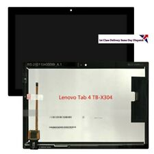 For Lenovo Tab4 10 TB-X304F TB-X304L TB-X304N LCD Display Touch Screen uk Black