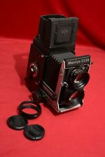 Mamiya C330 Professional S with 80mm Blue Dot lens SN# W107790