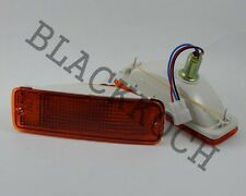 Bumper Lamp Turn Signal Lights for Toyota Hilux Mighty X LN85 RN85 RN90 Pickup