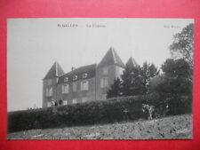 SAINT-GILLES  :  Le Château.