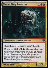 MRM ENGLISH Résidus titubants (Shambling Remains) MTG magic CFX