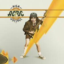 AC/DC High Voltage BANNER HUGE 4X4 Ft Fabric Poster Tapestry Flag album cover