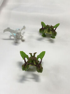 dreamworks dragons legends evolved mini figures lot of 3