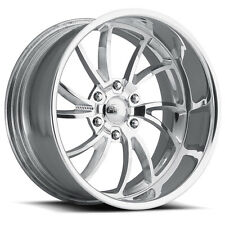 "24"" inch  PRO WHEELS TWISTED SS 6 RIMS BILLET NATION TEAM ASANTI DUB US MAGS"