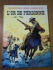 Collection Jerry Spring,n°21:l'or de personne-RE-C-1987
