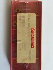 7x SAFETY EMPT 050202-33 OR5000       HM Wendeschneidplatte / Original