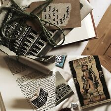 Book lover Mystery Box- A Date Night With A Vintage Book With Tea & Coaster