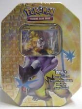 Pokemon HeartGold SoulSilver 'shiny' Tin-box - Raikou