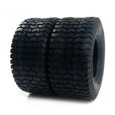 """set of Two PSI: 22 18x8.50-8 Lawn Mower Golf Cart Turf Tires  SW: 8.27"""" lrb"""