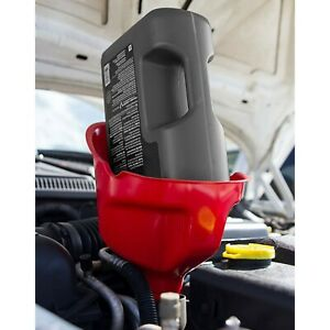 Flo Tool Giant Quick Fill Funnel Motor Oil with filter