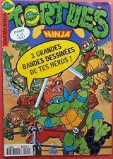 TORTUES NINJA n°2 Ancienne revue RARE BD
