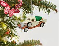 Hallmark Keepsake 1936 GMC Pickup 2018 Miniature Limited Ed Christmas Ornament