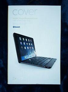 ZAGG IM2ZKC-BB0 Cover Bluetooth Keyboard for Apple iPad mini 2 and 3
