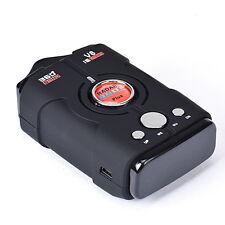 360° Car Speed Laser Detection Voice Alert Car Anti Radar Detector US STOCK