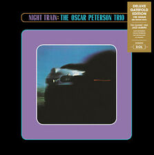 The Oscar Peterson Trio - Night Train - 180gram Vinyl LP & Download *NEW*