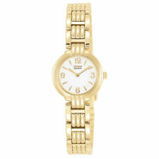 Citizen Gold Plated Strap Wristwatches