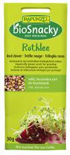 KS  (13,30 EUR/100 g)Rapunzel BioSnacky Rotklee Keimsaaten vegan bio 30 g