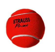 Quality Strauss Tennis Cricket Ball Pack of 3 Us