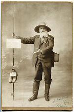 Photo - Grand Concours de Pêche - 1910 -  trick -