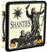 Shanties: Songs of The Sea [CD]