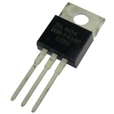 Irl1404 International Rectifier MOSFET transistor 40v 160a 200w 0,004r 854709