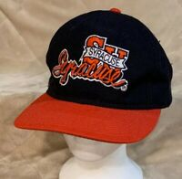 Syracuse University Orange Adult OSFA The Game Snapback Hat Cap NCAA New York