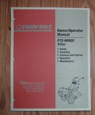 TROY-BILT 1994 HORSE OPERATORS SERVICE MANUAL1
