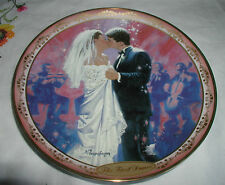"""The First Dance"" Plate"