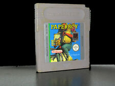 PAPERBOY 2 II USATO PER NINTENDO GAME BOY ADVANCE,SP,COLOR, IN ITALIANO 26166