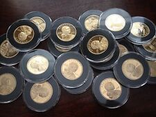 2004-S Proof Roll of 20 SACAGAWEA Golden Dollars each in Air-Tite Holders