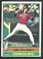 1976 Topps Jim Palmer Vintage Baseball Card #450 Baltimore Orioles HOF - NRMT-MT