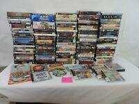 PC COMPUTER Game WHOLESALE Lot Store Closeout - 134 Games - READ DESCR.